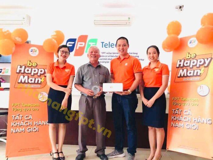 Xin cảm ơn quý khách đã luôn tin tưởng và ủng hộ nhà mạng FPT Telecom chúng tôi!