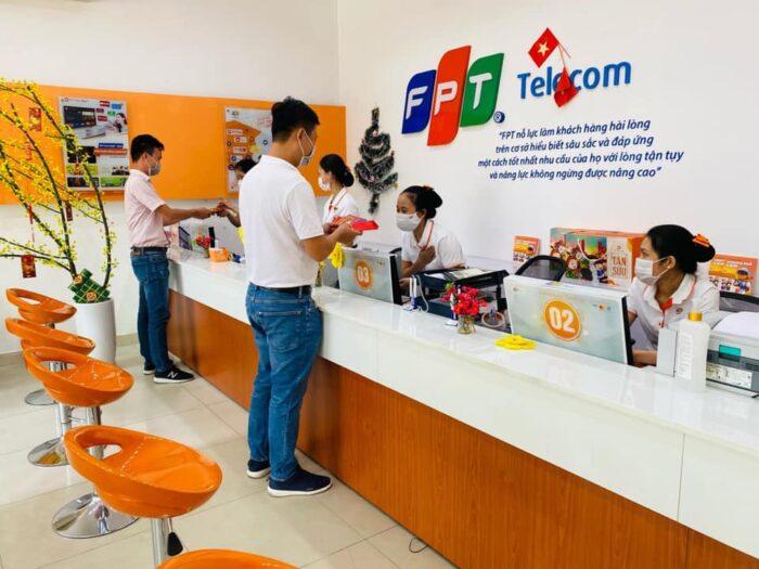 Khách hàng cũ vẫn được FPT tăng băng thông trong chương trình này.