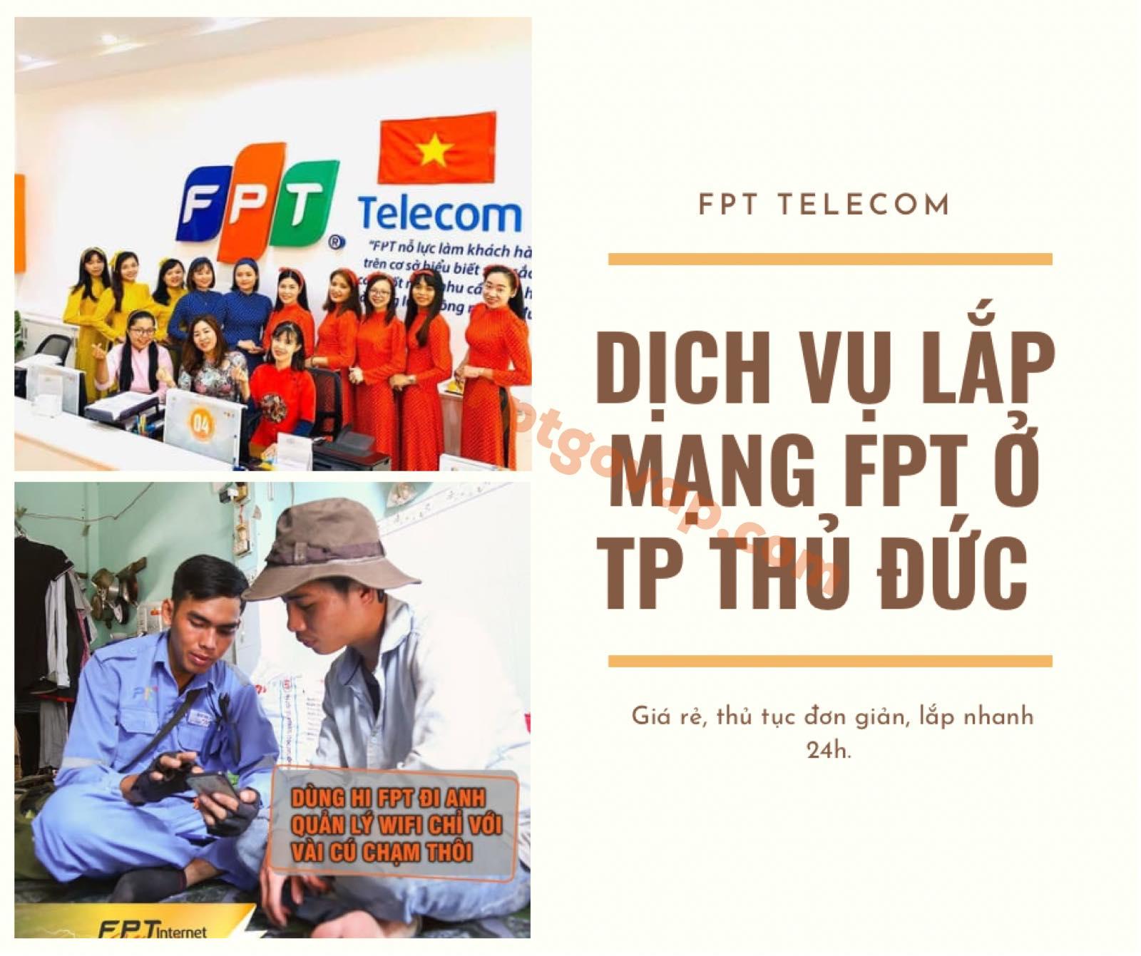 Giới thiệu dịch vụ lắp mạng FPT ở Tp Thủ Đức năm 2021.